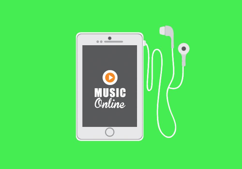 Online-Music
