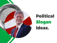 99 Creative Political Slogans & Buttons to Help Get Elected