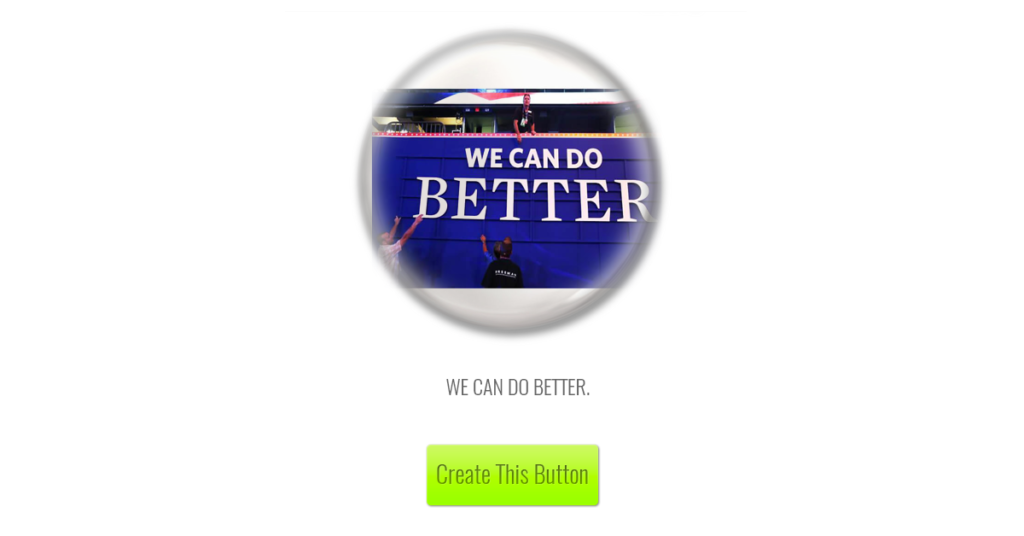 we-can-do-better