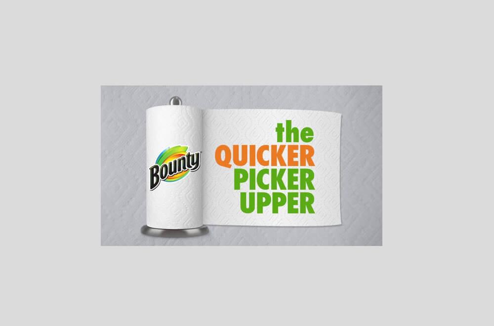 Bounty Quicker Picker Upper
