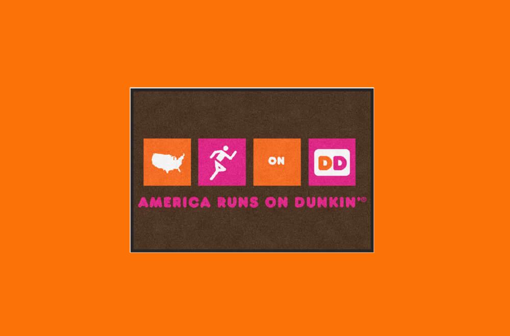 DD America Runs On Dunkin
