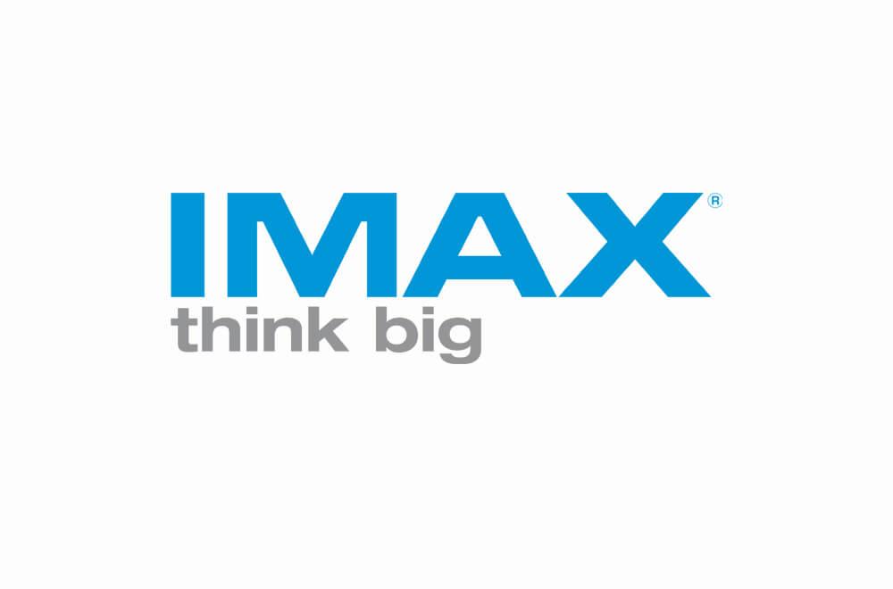 IMAX slogan