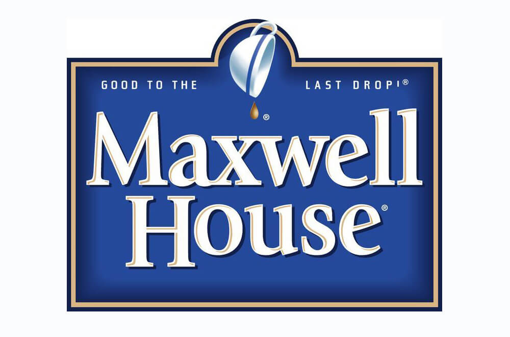 Maxwell House slogan