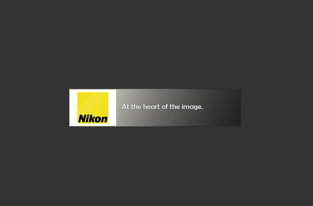 Nikon at the heart of the image