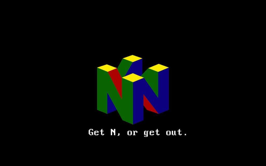 Nintendo slogan