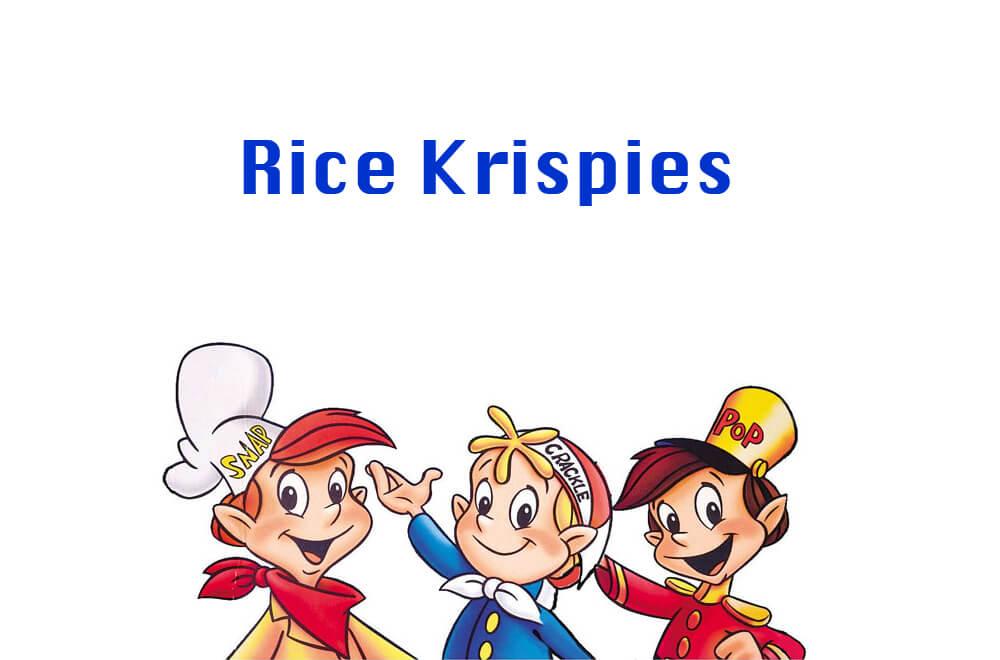 Rice Krispies slogan