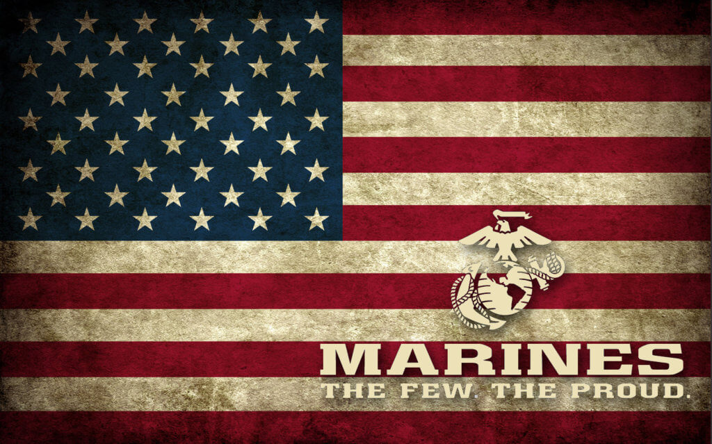 The Few The Proud Marines