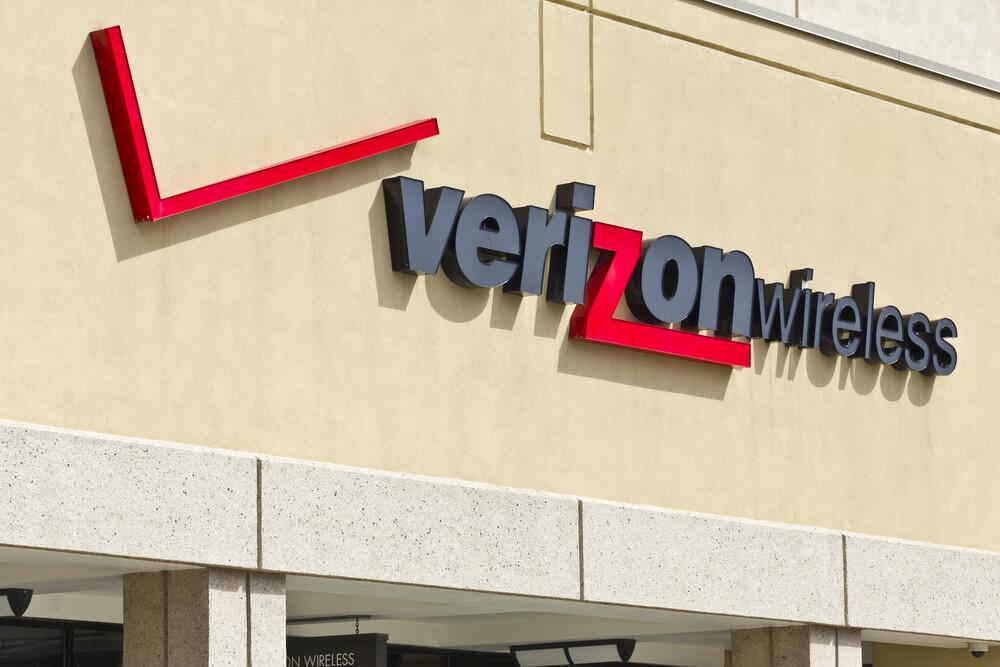 Verizon Wireless sign