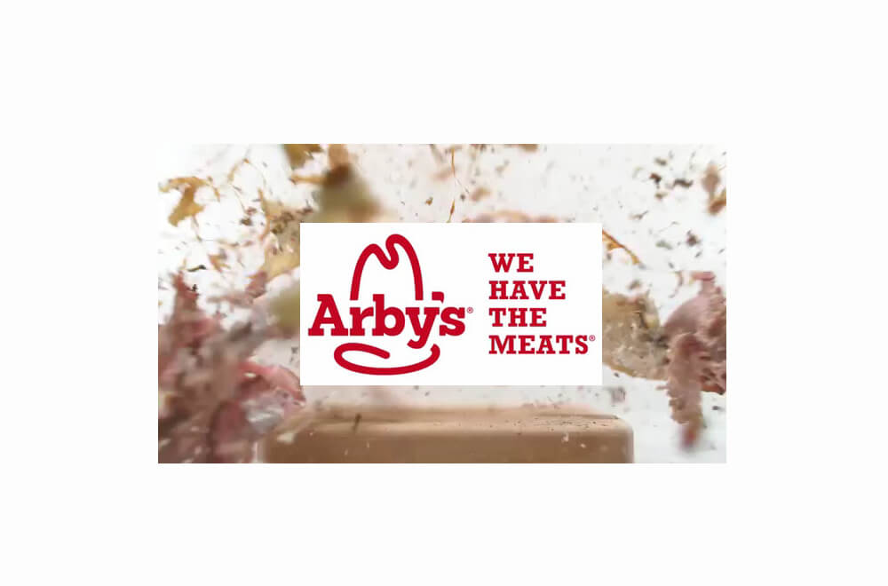 arbys slogan