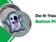 Make Your Own Button Pins Easily With These 10 Tutorials