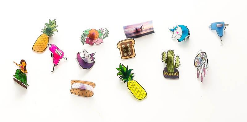 custom flair pins