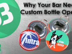 Why Your Bar Needs Custom Bottle Openers