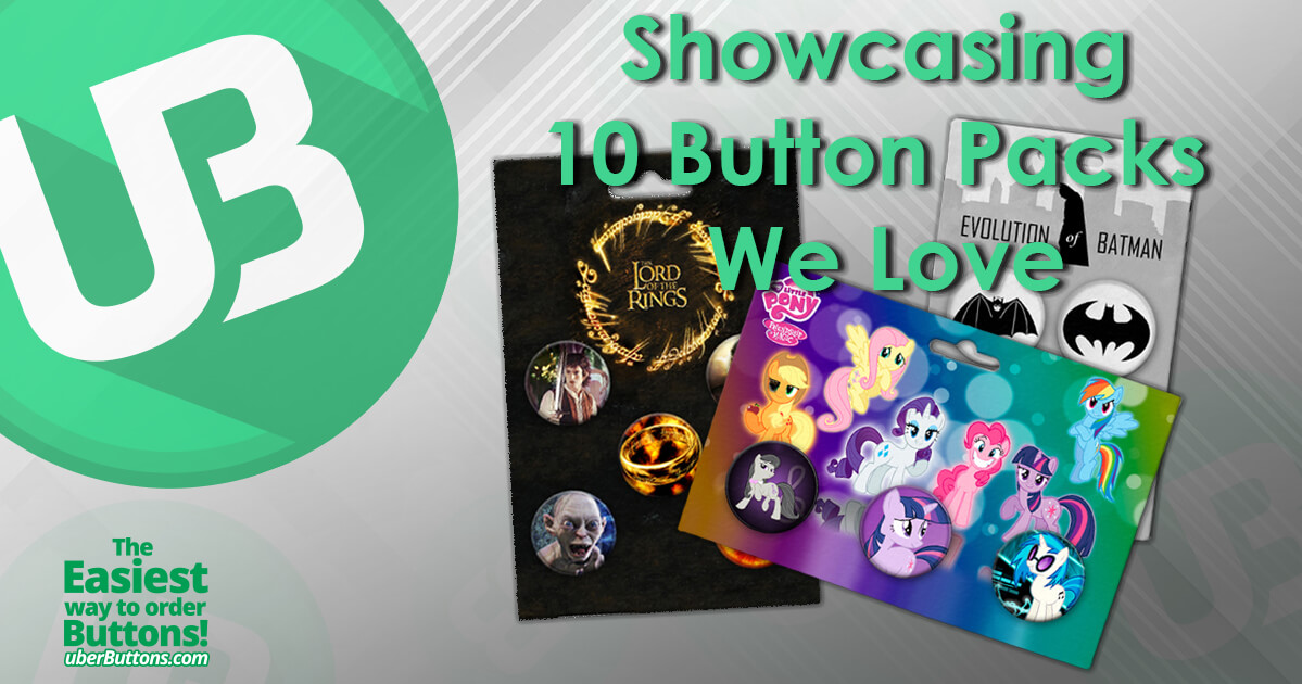 Showcasing 10 Button Packs We Love