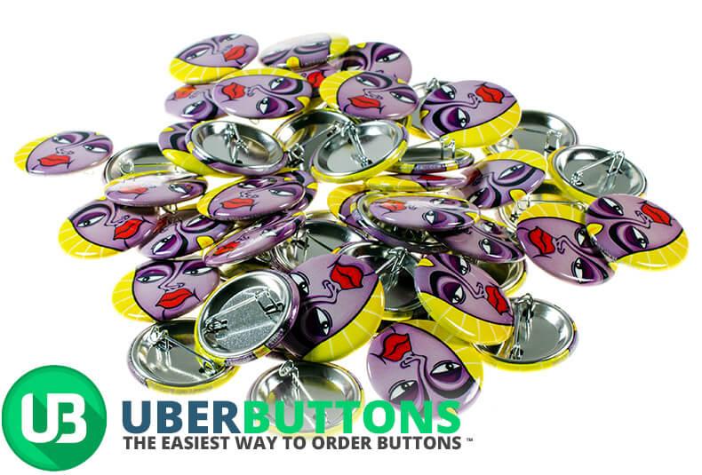 art buttons
