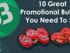 10 Great Promotional Buttons You Need To See