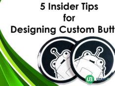 5 Insider Tips for Designing Custom Buttons