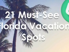 21 Of The Best Florida Vacation Spots